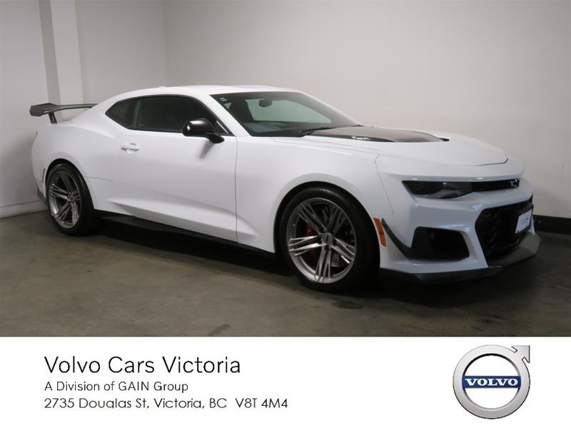 Pre-Owned 2018 Chevrolet Camaro Coupe ZL1