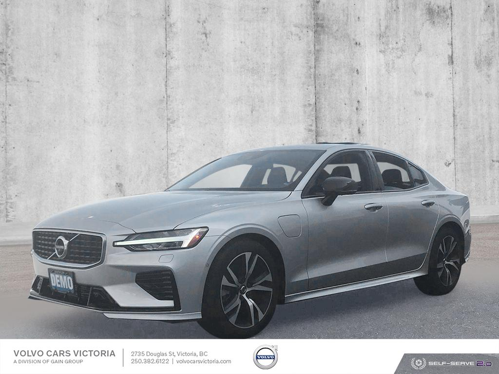 New 2020 Volvo S60 T8 eAWD R-Design