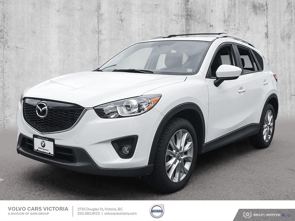 Pre-Owned 2015 Mazda CX-5 GT AWD at