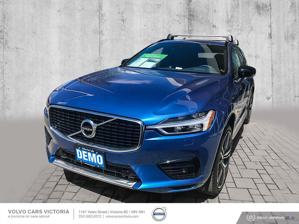 New 2020 Volvo XC60 T8 eAWD R-Design