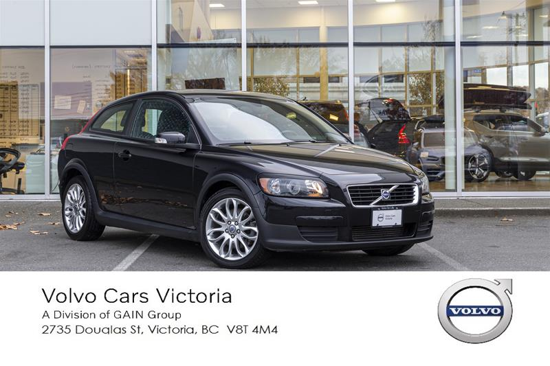 Pre-Owned 2008 Volvo C30 T5 A