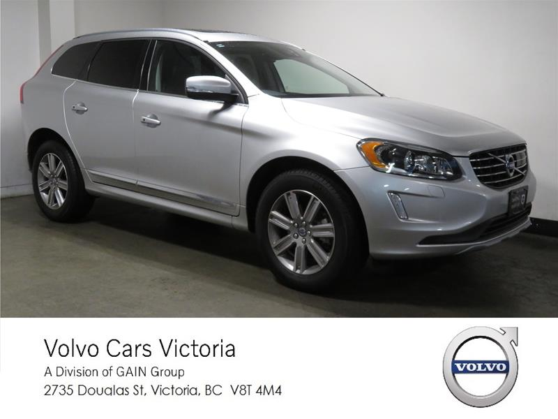 Pre-Owned 2017 Volvo XC60 T6 Drive-E AWD Premier