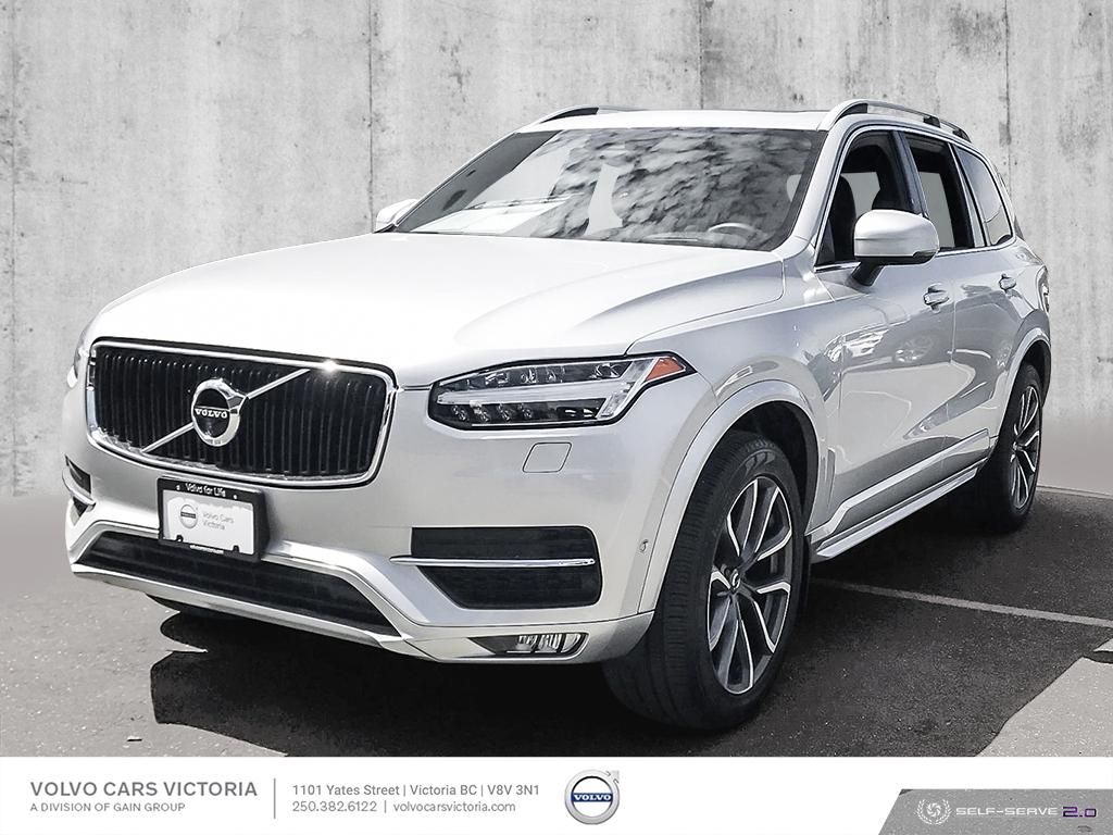 Certified Pre-Owned 2018 Volvo XC90 T6 AWD Momentum