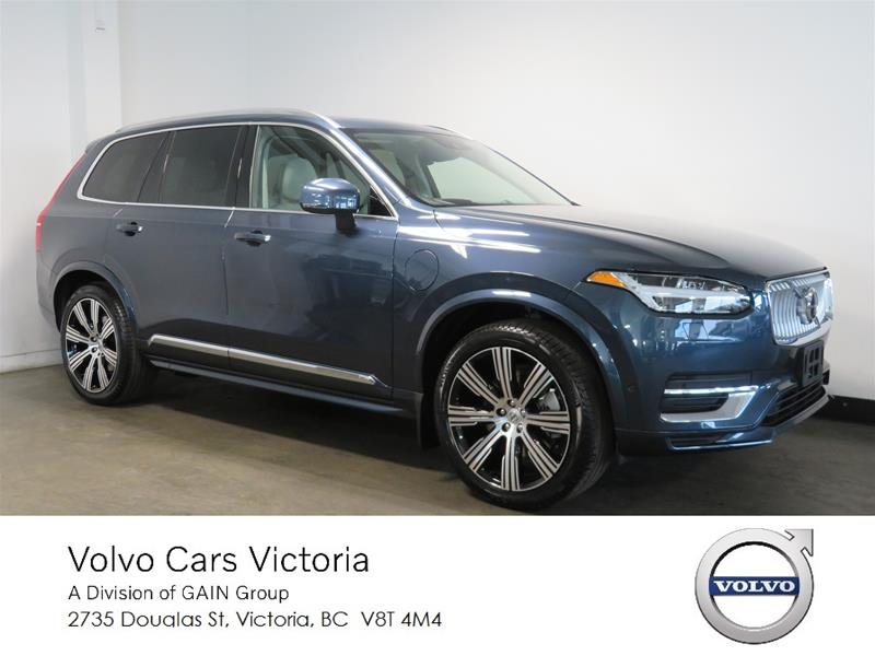 New 2020 Volvo XC90 T8 eAWD Inscription