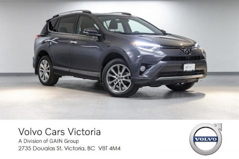 Pre-Owned 2016 Toyota RAV4 AWD Limited