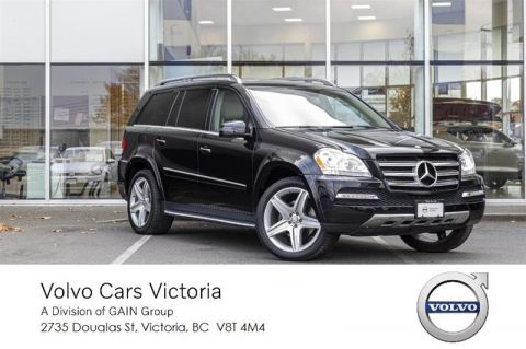 Pre-Owned 2011 Mercedes-Benz GL550 4MATIC