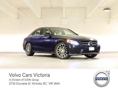 Pre-Owned 2015 Mercedes-Benz C400 4MATIC Sedan