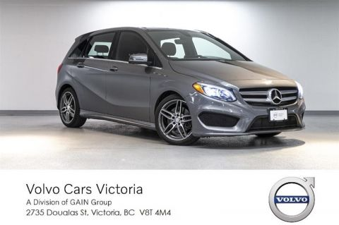 Pre-Owned 2017 Mercedes-Benz B250 4MATIC Sports Tourer