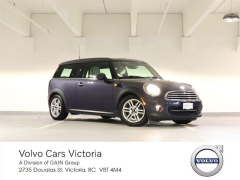 Pre-Owned 2014 MINI COOPER Clubman MINI Yours