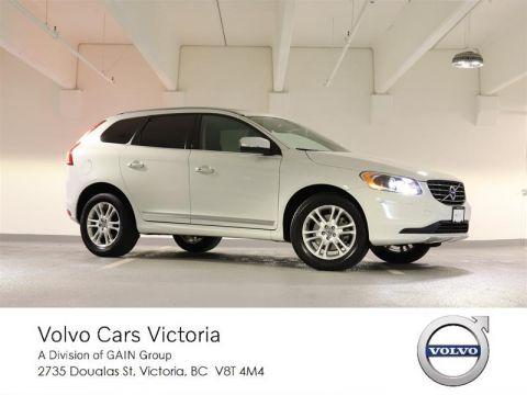 Pre-Owned 2015 Volvo XC60 T5 AWD A Premier Plus